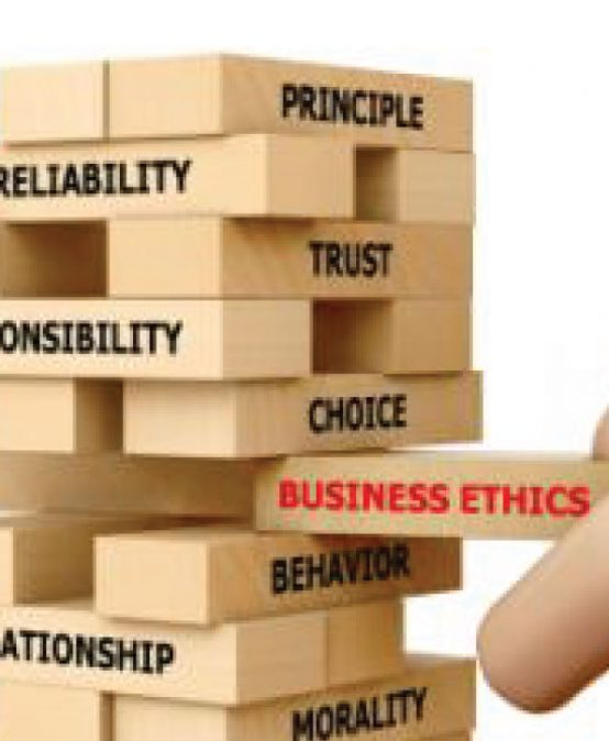 L'éthique des affaires